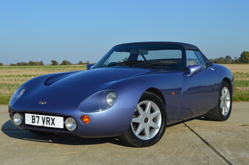 1993 TVR Griffith 500 - Secret Blue - Stunning Example - Low Mile For Sale (picture 3 of 6)