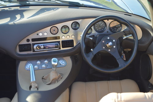 1993 TVR Griffith 500 - Secret Blue - Stunning Example - Low Mile For Sale (picture 4 of 6)