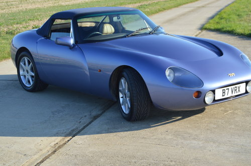 1993 TVR Griffith 500 - Secret Blue - Stunning Example - Low Mile For Sale (picture 6 of 6)