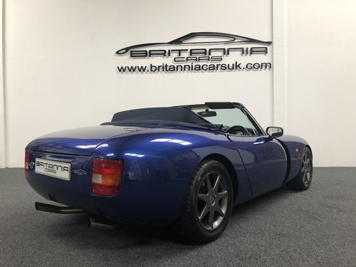 2001 TVR Griffith 500 SOLD (picture 3 of 6)