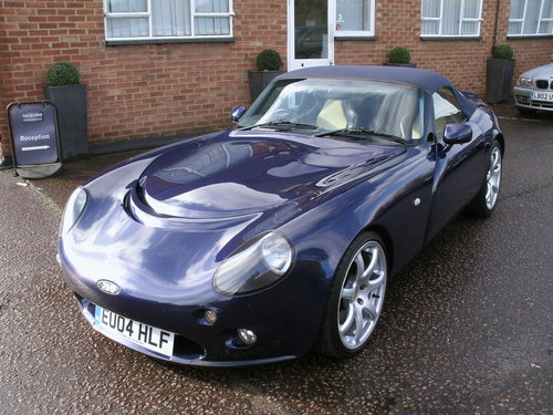 2004 TVR Tamora Only 15,600 Miles For Sale (picture 1 of 6)