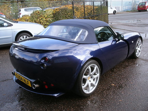 2004 TVR Tamora Only 15,600 Miles For Sale (picture 4 of 6)