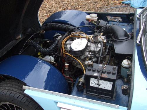 1970 TVR VIXEN S2 SUPER RESTORED CAR FULL HISTORY For Sale (picture 5 of 6)