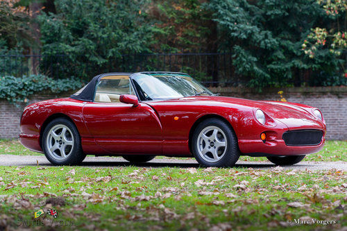 1995 A very beautiful TVR Chimaera 400 in pristine condition! For Sale (picture 1 of 6)