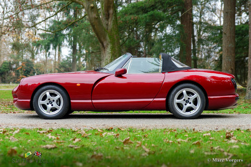 1995 A very beautiful TVR Chimaera 400 in pristine condition! For Sale (picture 2 of 6)