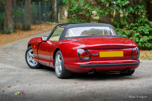 1995 A very beautiful TVR Chimaera 400 in pristine condition! For Sale (picture 6 of 6)