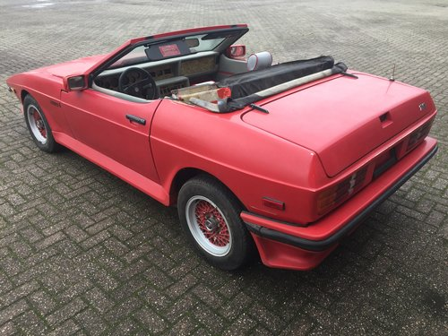 1986 TVR 280i convertible (LHD) For Sale (picture 4 of 6)