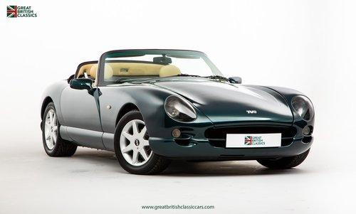 2001 TVR CHIMAERA 500 // 1 OWNER // FSH // STUNNING CONDITION For Sale (picture 2 of 6)