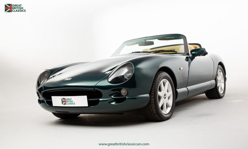 2001 TVR CHIMAERA 500 // 1 OWNER // FSH // STUNNING CONDITION For Sale (picture 3 of 6)