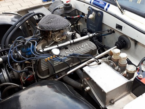Lovely example of TVR Griffith 400 from 1965 For Sale (picture 6 of 6)