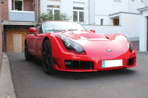 2006 TVR Sagaris - LHD - Left Hand Drive - A very rare car..... For Sale (picture 2 of 6)