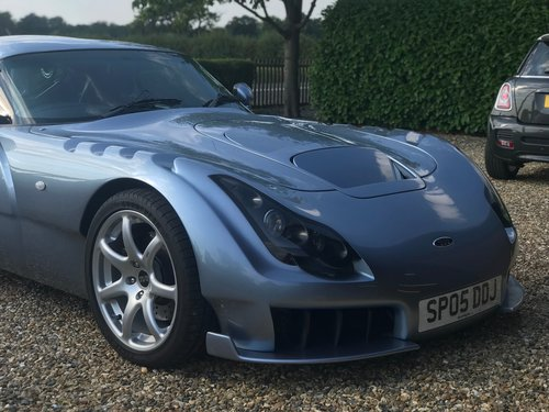 2005 TVR Sagaris - Meteor Silver - Well cared for, detailed file. SOLD (picture 2 of 6)