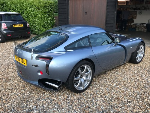 2005 TVR Sagaris - Meteor Silver - Well cared for, detailed file. SOLD (picture 3 of 6)