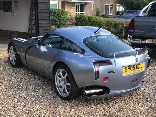 2005 TVR Sagaris - Meteor Silver - Well cared for, detailed file. SOLD (picture 4 of 6)
