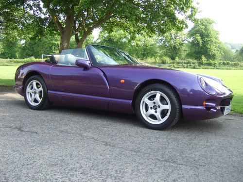 1996 Amazing in Amaranth! SOLD (picture 1 of 6)