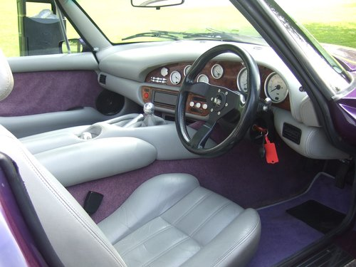 1996 Amazing in Amaranth! SOLD (picture 5 of 6)