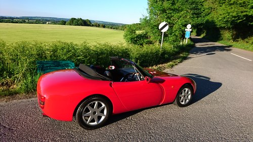 TVR Griffith 500 – 1995 – Formula Red - VGC For Sale (picture 3 of 6)