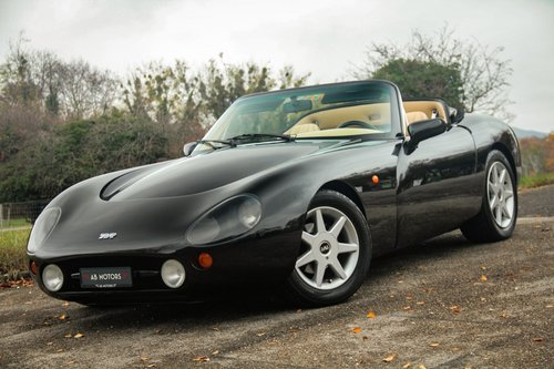1998 Exceptional TVR Griffith 500 LHD V8 5.0 For Sale (picture 1 of 6)