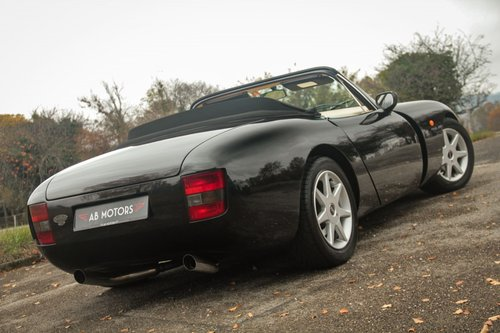 1998 Exceptional TVR Griffith 500 LHD V8 5.0 For Sale (picture 2 of 6)