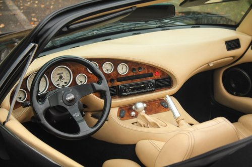 1998 Exceptional TVR Griffith 500 LHD V8 5.0 For Sale (picture 3 of 6)