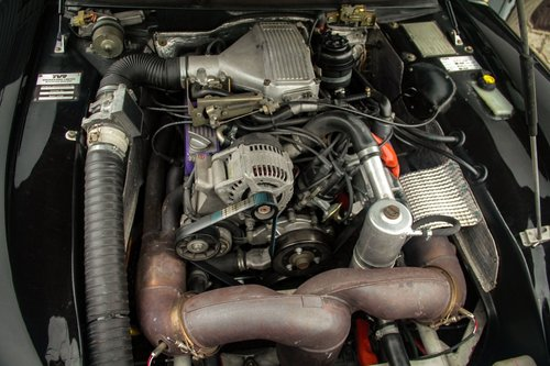 1998 Exceptional TVR Griffith 500 LHD V8 5.0 For Sale (picture 4 of 6)