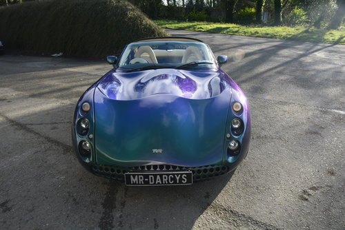 2001 TVR Tuscan for sale SOLD (picture 1 of 6)