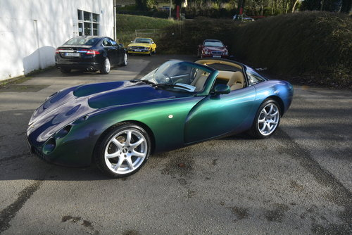 2001 TVR Tuscan for sale SOLD (picture 2 of 6)