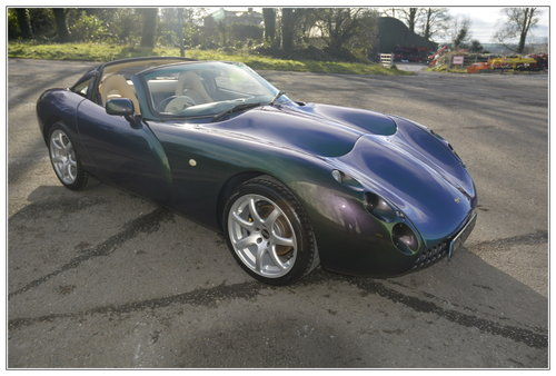 2001 TVR Tuscan for sale SOLD (picture 3 of 6)