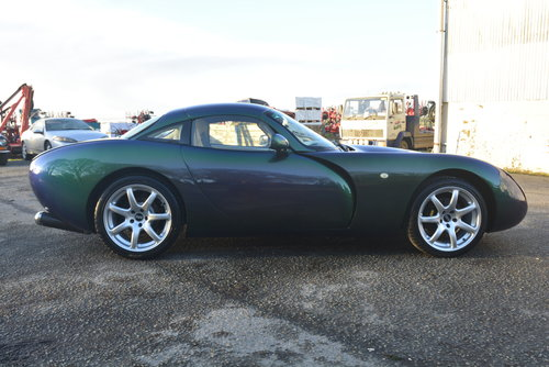 2001 TVR Tuscan for sale SOLD (picture 6 of 6)