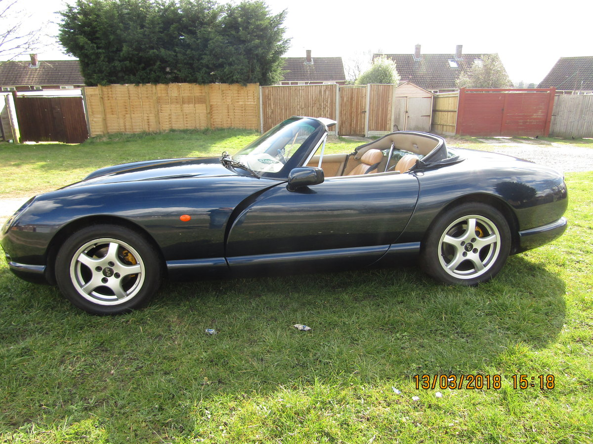 1996 Tvr Chimaera For Sale (picture 3 of 6)