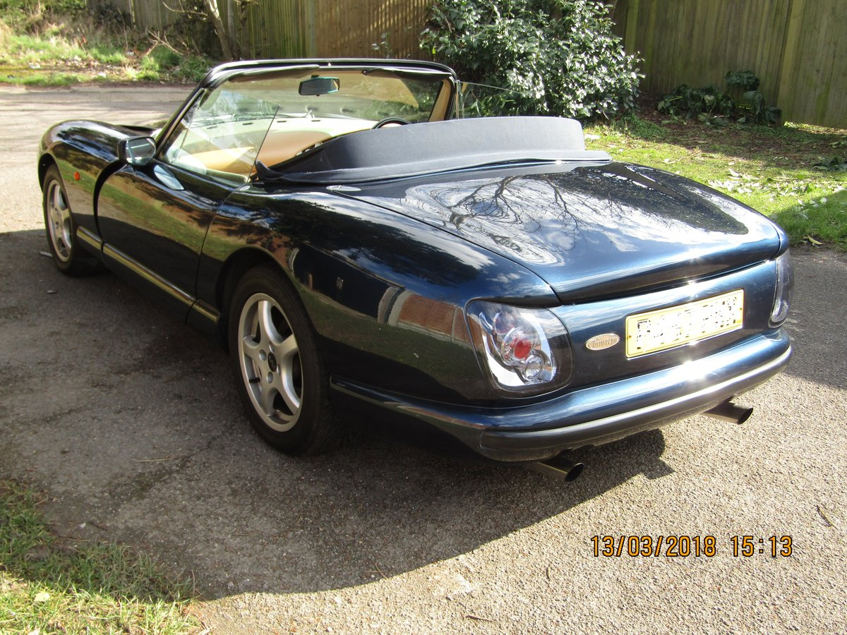 1996 Tvr Chimaera For Sale (picture 6 of 6)
