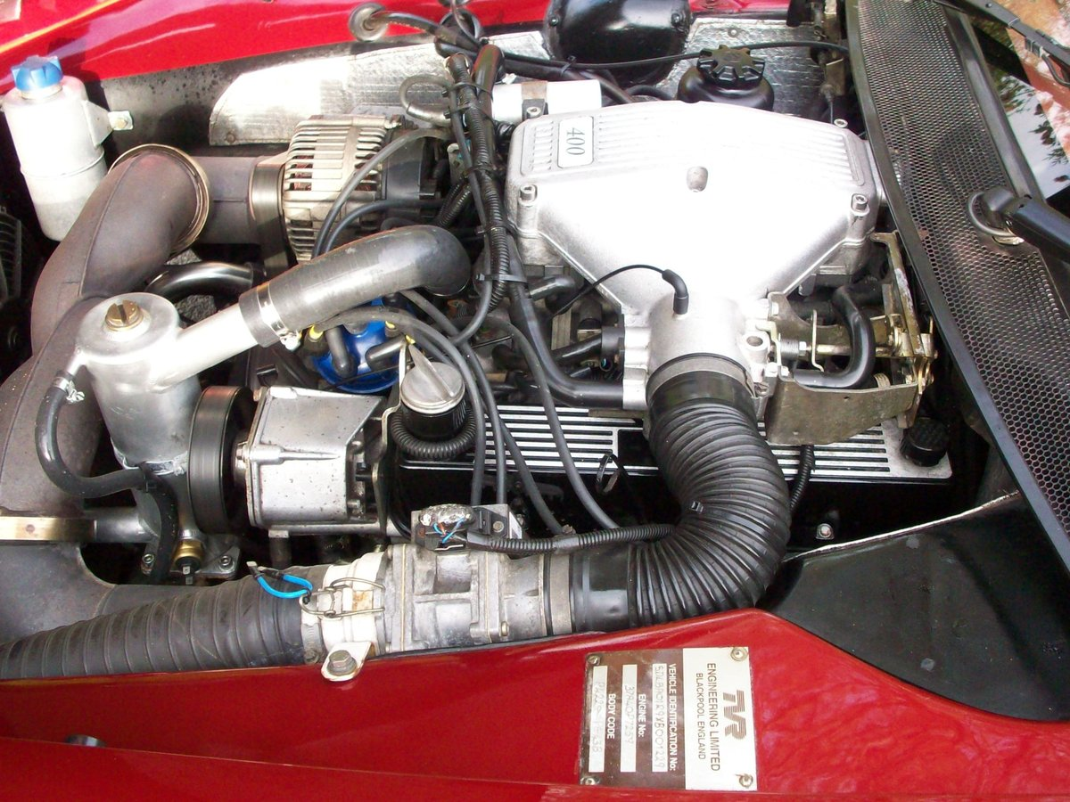 1999 TVR Chimaera 400 For Sale (picture 6 of 6)