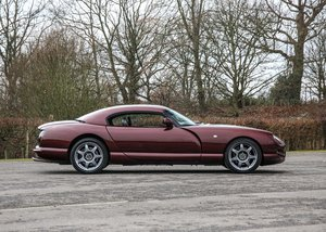 1996 TVR Cerbera (4.2 litre) SOLD by Auction