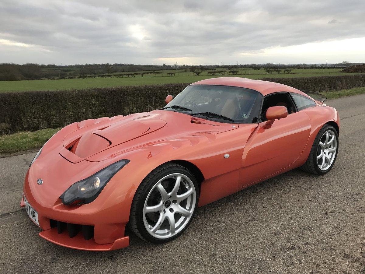 2005 Chameleon Orange, 2019 Engine Upgrade/Clutch -  For Sale (picture 1 of 6)