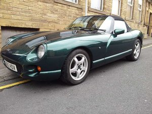 August 1993 TVR Chimaera 4.0 For Sale