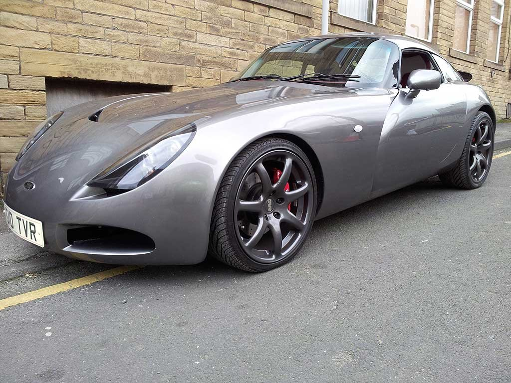 October 2004 TVR T350C 3.6 For Sale (picture 1 of 6)