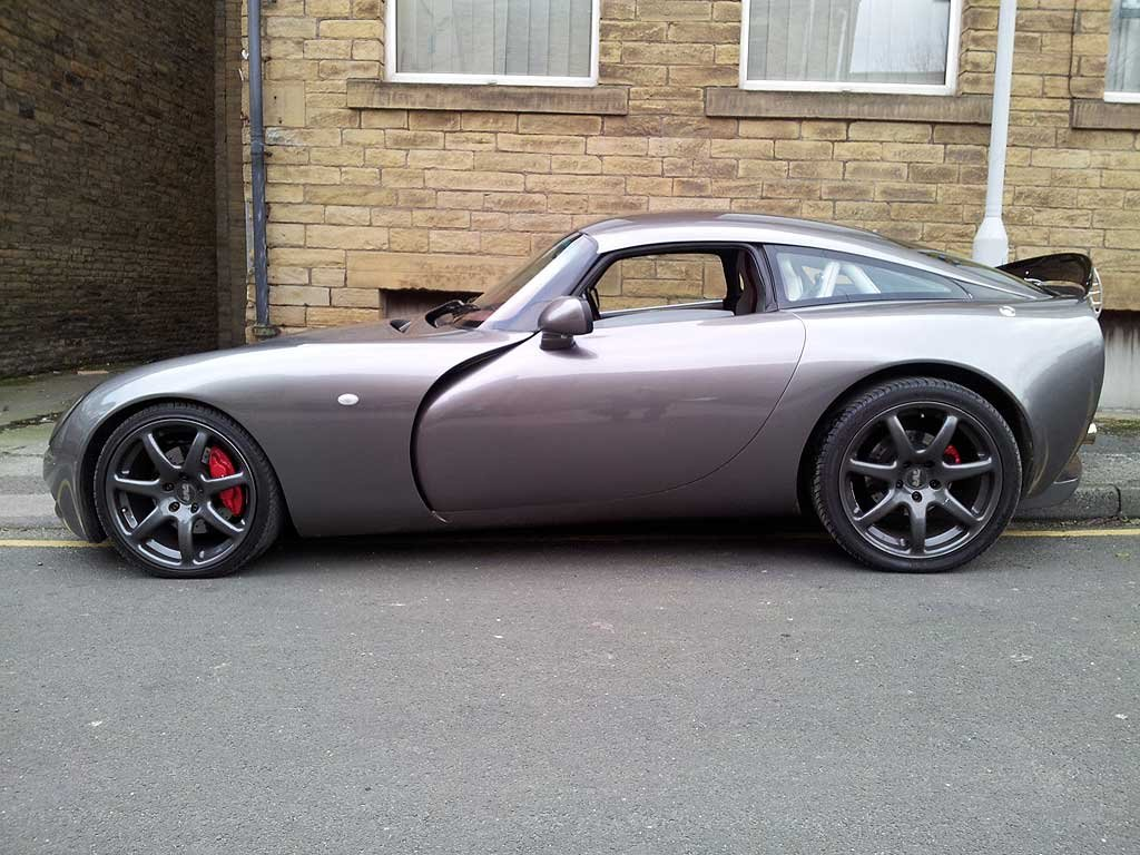 October 2004 TVR T350C 3.6 For Sale (picture 6 of 6)