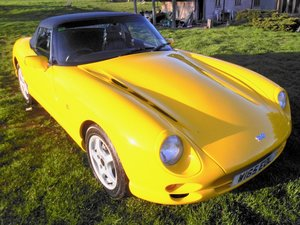 1999 TVR Chimaera 450. Only 10,000 miles from new SOLD