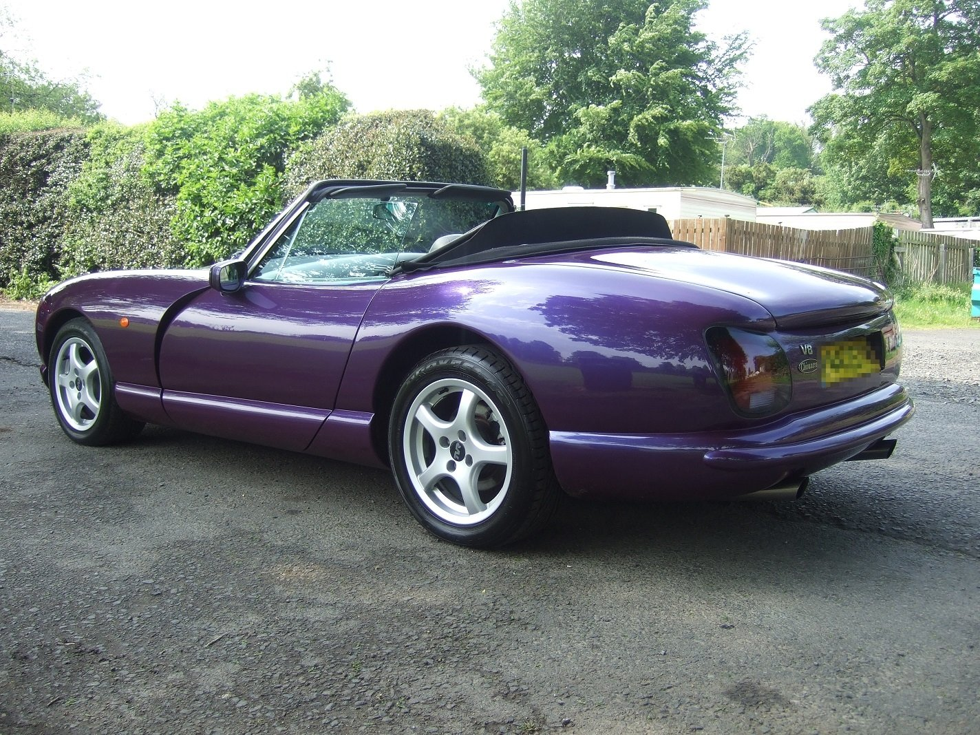 1996 Amazing in Amaranth! For Sale (picture 3 of 6)