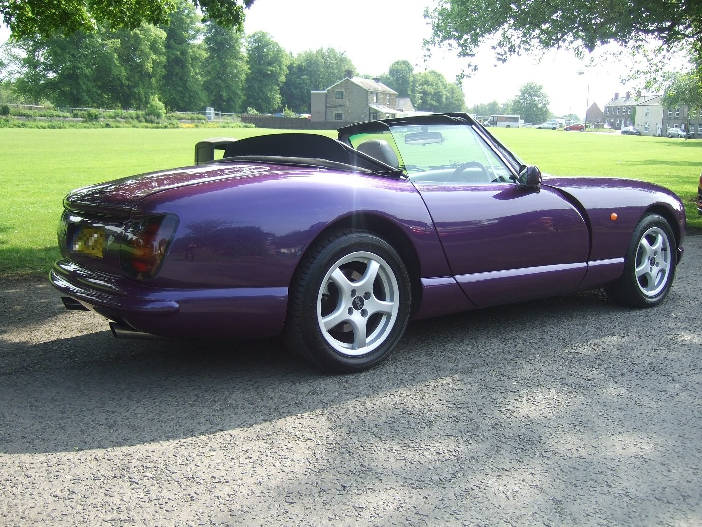 1996 Amazing in Amaranth! SOLD (picture 4 of 6)