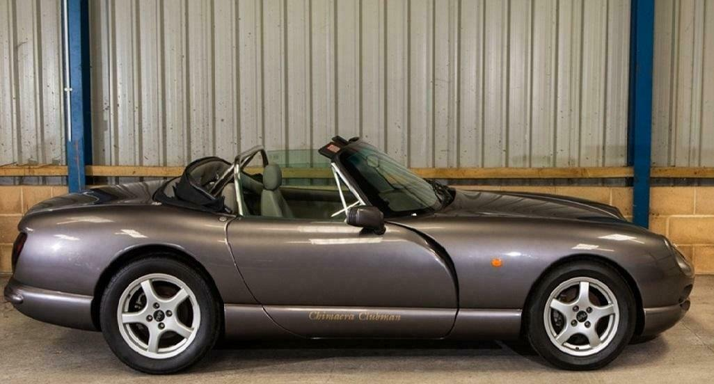 1996 TVR Chimaera 4.0 HC Clubman 3600 Miles For Sale (picture 2 of 6)