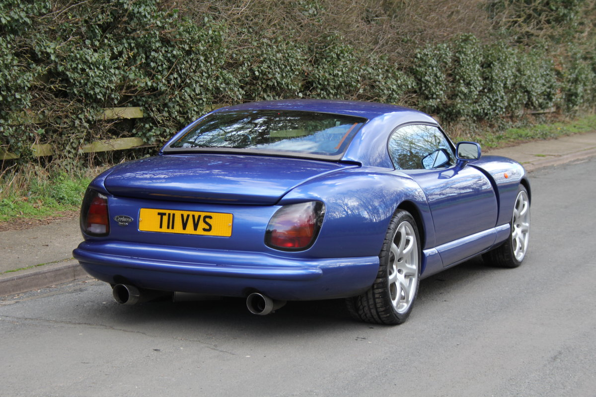1999 TVR Cerbera Six, 33K miles, exceptional full history SOLD (picture 4 of 12)