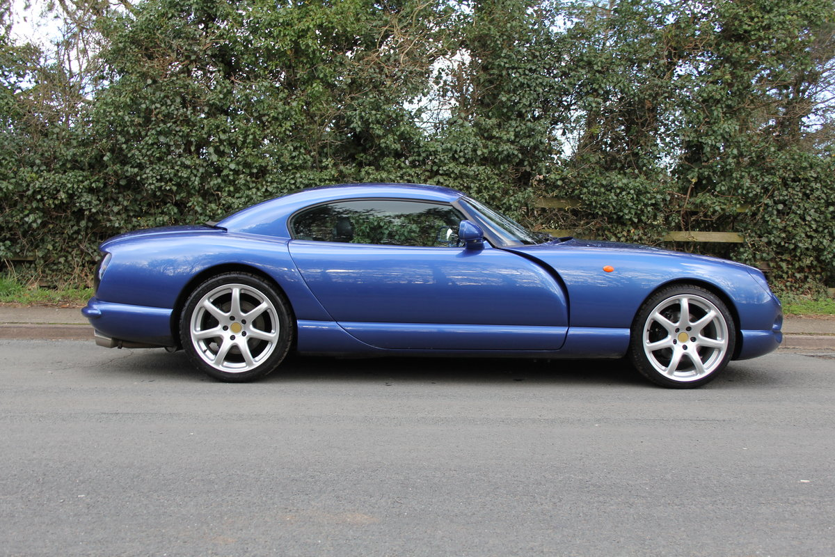 1999 TVR Cerbera Six, 33K miles, exceptional full history SOLD (picture 5 of 12)