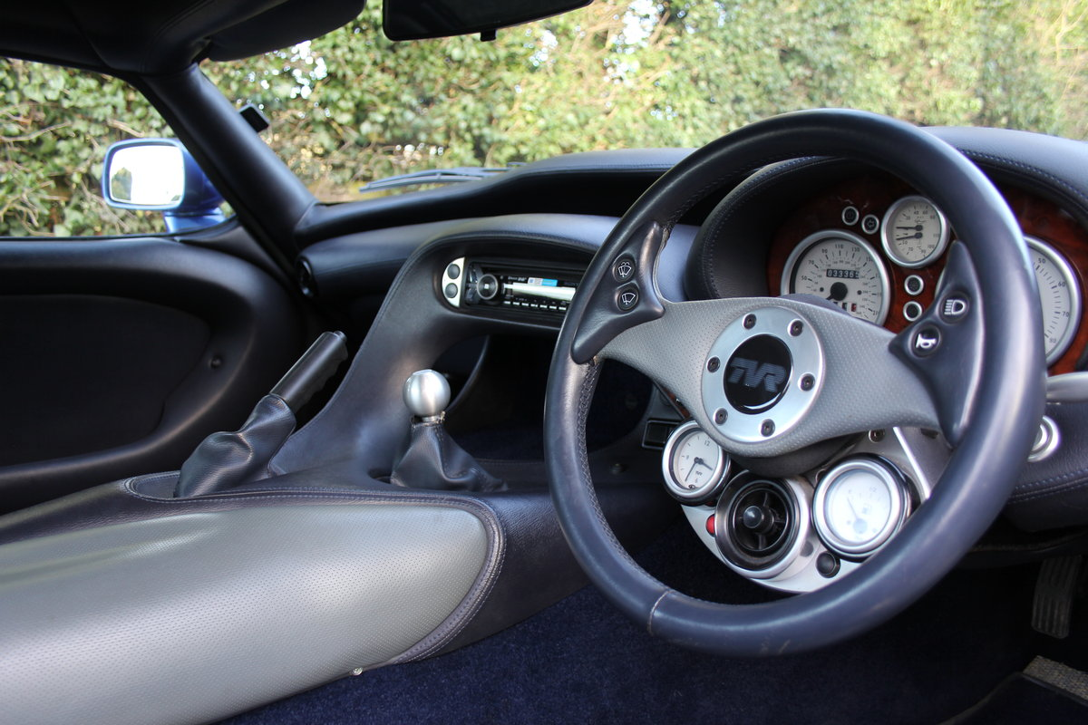 1999 TVR Cerbera Six, 33K miles, exceptional full history SOLD (picture 6 of 12)