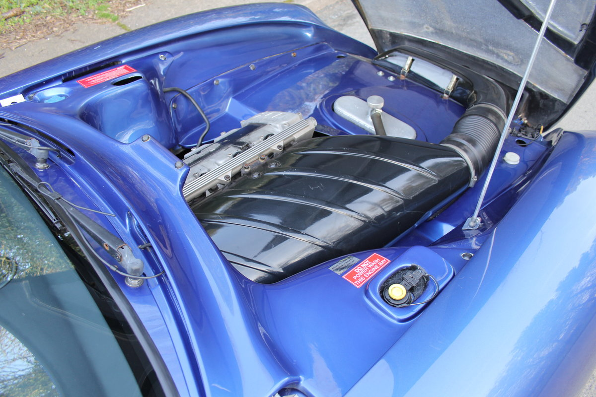 1999 TVR Cerbera Six, 33K miles, exceptional full history SOLD (picture 10 of 12)