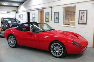 1994 L - TVR Griffith 500 Convertible - Monza Red For Sale