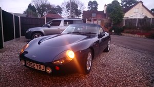 1997 Two owner low mileage TVR Griffith 500 Offers  For Sale