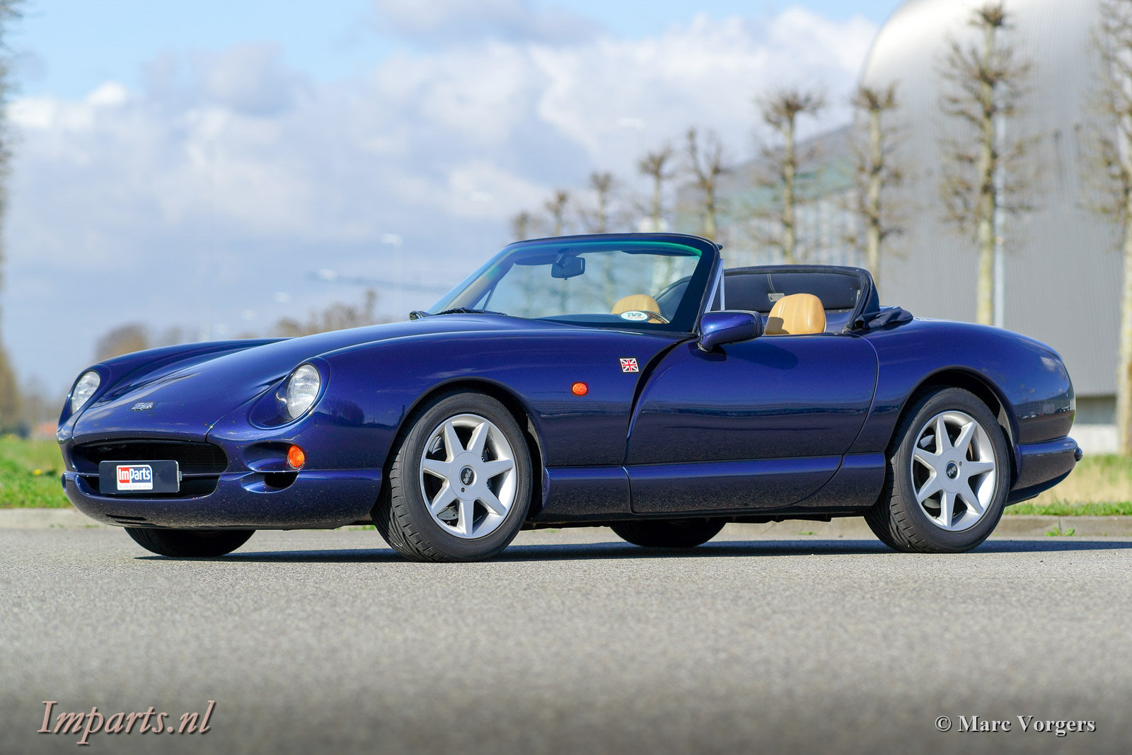 1999 Excellent TVR Chimaera 4.0 (LHD) For Sale (picture 1 of 6)