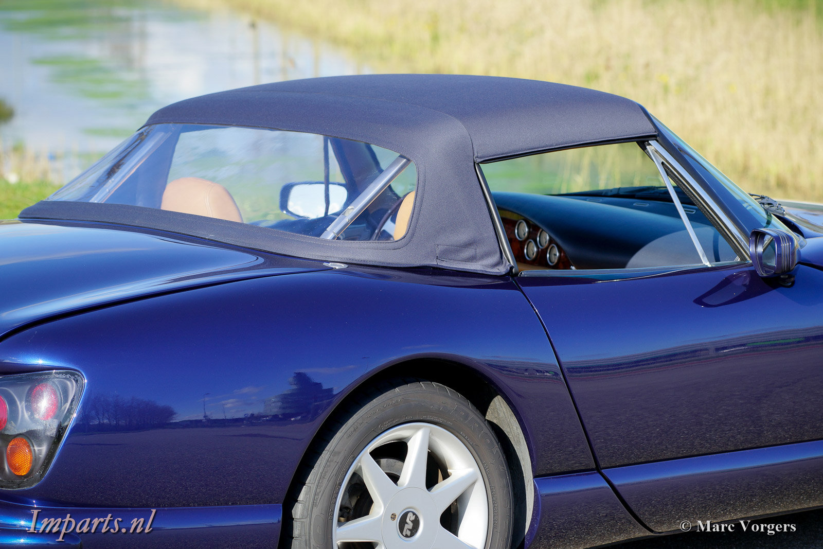 1999 Excellent TVR Chimaera 4.0 (LHD) For Sale (picture 6 of 6)