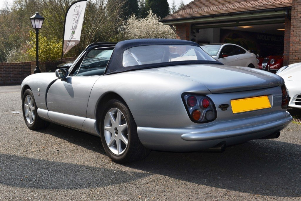 1999 TVR Chimaera 500 For Sale (picture 3 of 6)